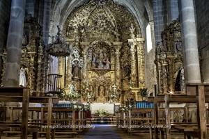 Iglesia El Salvador - Pasarón de la Vera