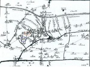 mapa 1786