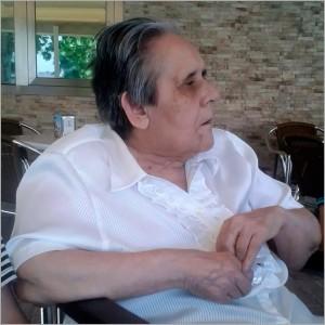 Tía Kika falleció el 27 de abril de 2016