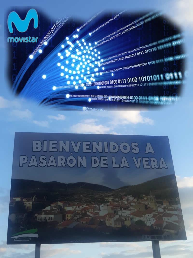 Solicitud Popular para implantar la fibra óptica en nuestro municipio.